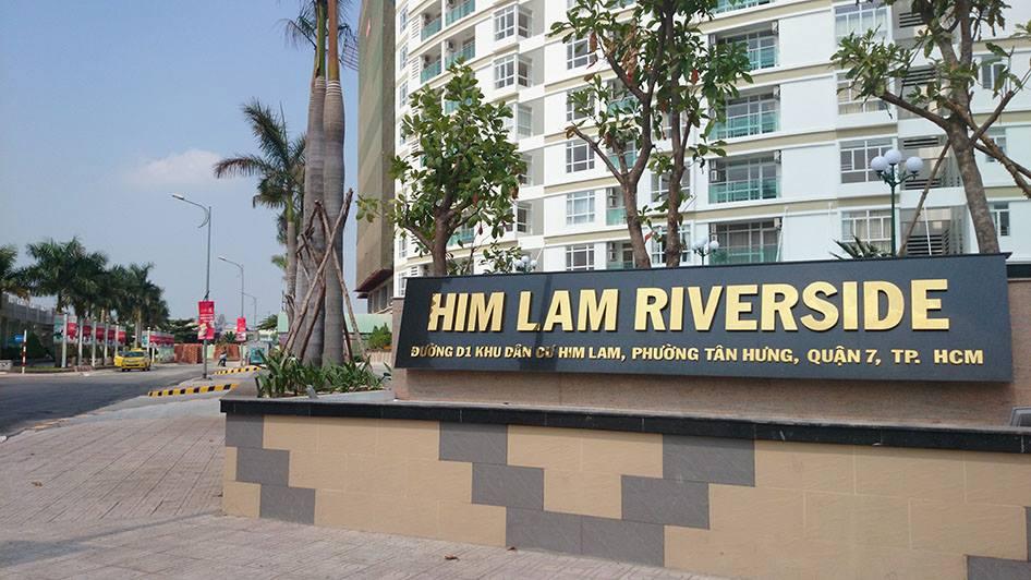Căn Hộ Himlam Riverside Giai Đoạn 2 Quận 7